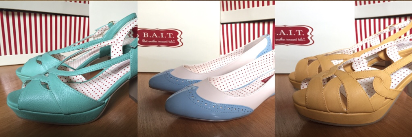 Our First B.A.I.T. Footwear Shoes
