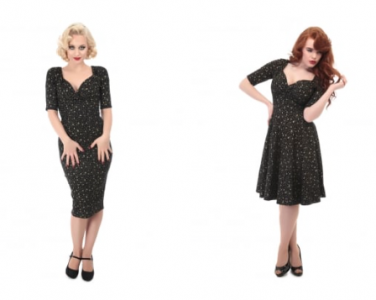Collectif Atomic Star Trixie Dresses