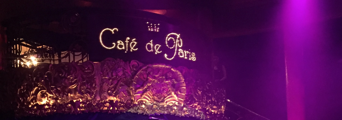 Cabaret at Café de Paris