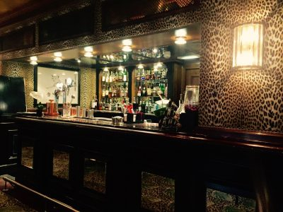 The Leopard Bar at Montague on the Gardens