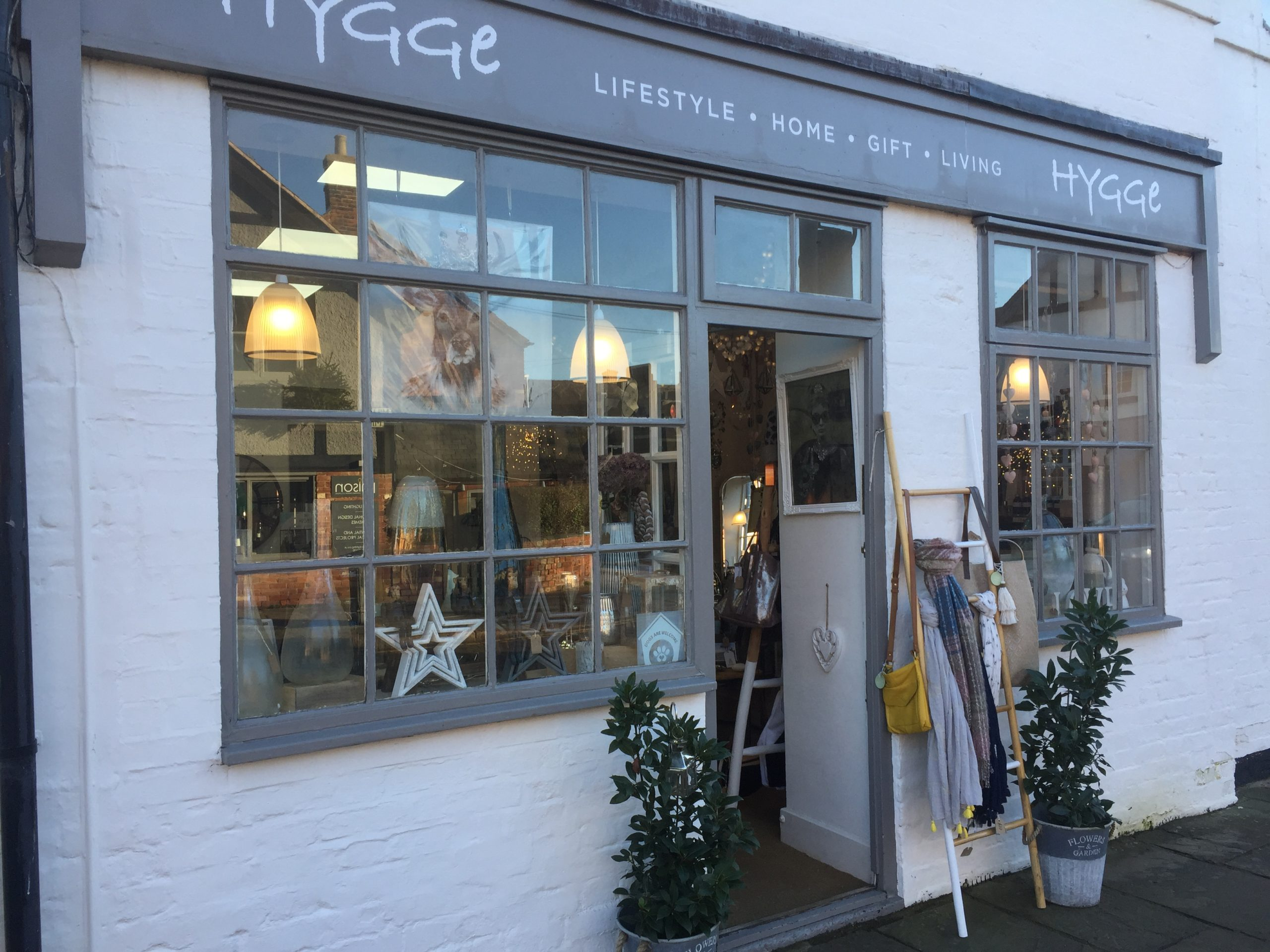 Shop Local: Our First Out-and-About in Oakham